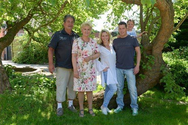 Familien Steenvoorden & Dekker